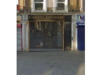 Retail unit on Sydenham Road