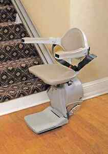 Stair lifts like new! $1499 installed!! Chair lift!! Stairlift!! Belleville Belleville Area image 3