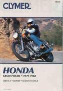 Honda CB650 Manual