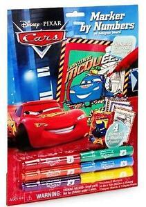 Disney Cars Coloring Books