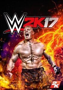 Brand new WWE 2k17