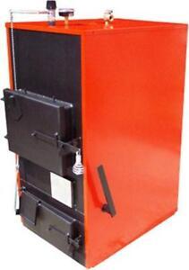 Wood Boiler Heating Cooling Amp Air Ebay