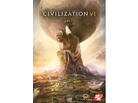 PC Games - Civilization VI (MORE GAMES AVAILABLE ON THE DESCRIPTION)