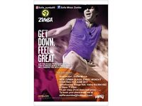 Zumba Classes @Earlwood Village Hall
