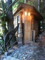 Beach Treehouse - Kayakers / Diver's / Hikers Paradise! Moorage.