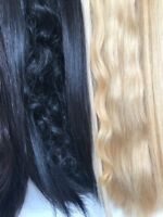 LUXURY REMY INDIAN HUMAN HAIR EXTENSIONS
