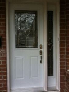Front Entry Door and SideLight 5