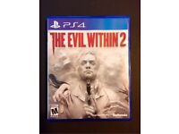 Evil within 2 -PS4