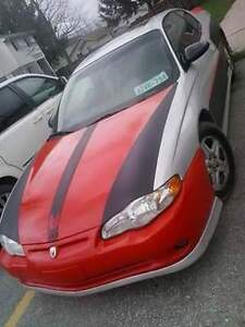 trade for toy! 2002 Chevrolet Monte Carlo 104,000 Coupe (2 door)