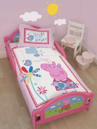 the best attitude 9eaf3 4afb3 Peppa Pig toddler bed and bedding sets. | in Ipswich, Suffolk | Gumtree