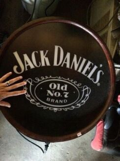 Jack Daniels stamped authentic light Goodna Ipswich City Preview