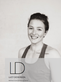 Lucy Dickerson Holistic Personal Trainer
