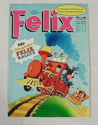 Felix Nr. 800  Bastei Verlag mit Beilage FELIO 16834