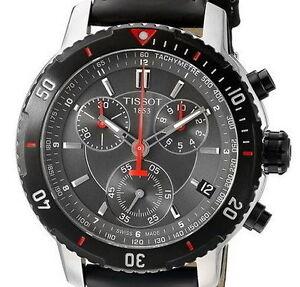 TISSOT PRS 200 Chronograph Mens Watch Brand New