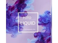 ***Hire a Pro Photographer/Videographer from £15/hour*** | Foto Liquid