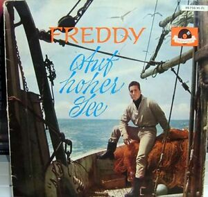 (3)  FREDDY QUINN Vinyl Albums - Early 60s German Imports Kitchener / Waterloo Kitchener Area image 3