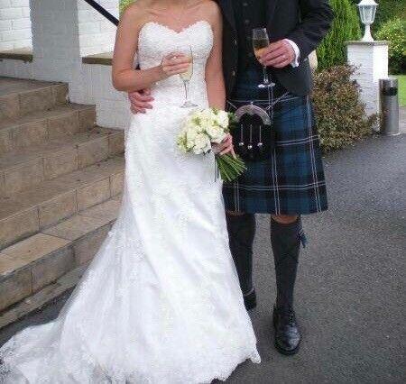 f8c58f9ce0d Maggie Sottero  Emma  Wedding Dress (Ivory