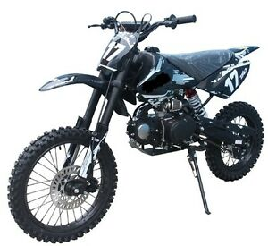 DIRT BIKE FULL SIZE 125CC