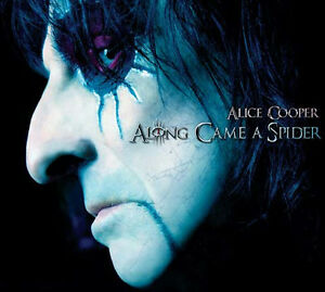 Alice Cooper-Along Comes A Spider cd-Very good condition