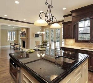 KITCHEN BATHROOM COUNTERTOPS 15 Year Warranty on Workmanship