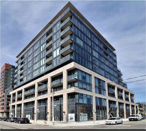 Modern Queen West furnished 1 bedroom condo w views of CN Tower