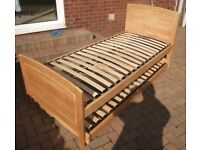 Two Stackable Single Beds