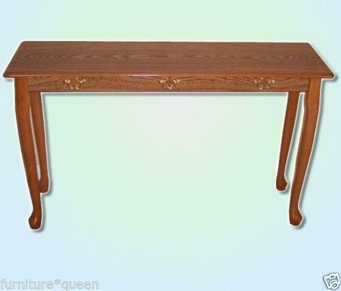 Oak Sofa Table Ebay