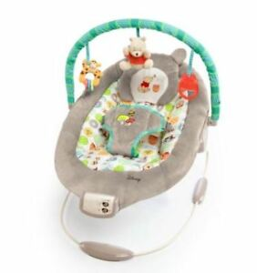 Disney Baby Winnie The Pooh Bouncer Vibrating Chair
