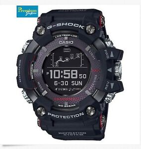 Casio GPR-B1000-1JR G-SHOCK RANGEMAN GPS Men's Watch Japan Domes