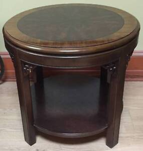 VARIETY OF VINTAGE TABLES
