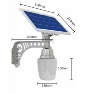 LED Solar Wall-Mount Light