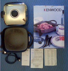 KENWOOD Family Banquet Electric Cookpan Eastwood Ryde Area Preview