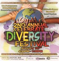 COME CELEBRATE DIVERSITY WITH US!