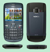 Nokia C3-00 Rogers Fido Chat-R