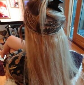Sew In Weave On Caucasian And Africa Women