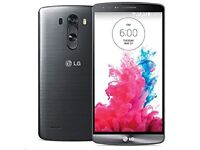 LG G3s Grey (Unlocked) Smartphone in good condition