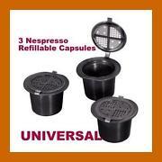 Nespresso Refillable Capsules