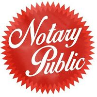 NOTARY PUBLIC - TEXT or CALL 780-566-5349