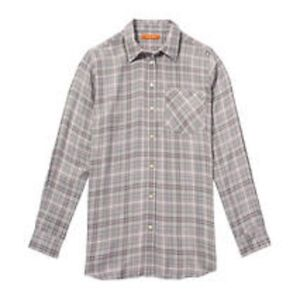 Joe Fresh Plaid Boyfriend Shirt - Back to School
