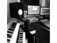 MUSIC STUDIO £15 PER HOUR