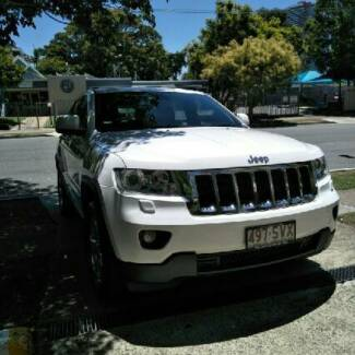 2013 JEEP GRAND CHEROKEE Southport Gold Coast City Preview