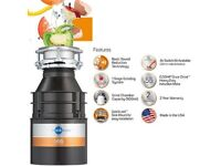 Food Waste Disposer: Insinkerator 46as. Brand New, Unused - Not out of the box