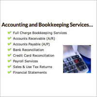 Bookkeeping A.M.A Services Provides