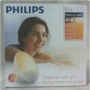 Philips HF3510 Wake-Up Light White