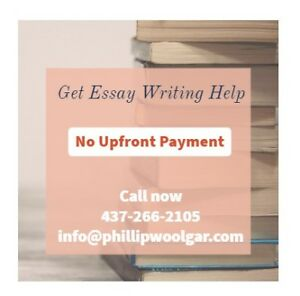 Urgent Essay Writing Service You Can Trust
