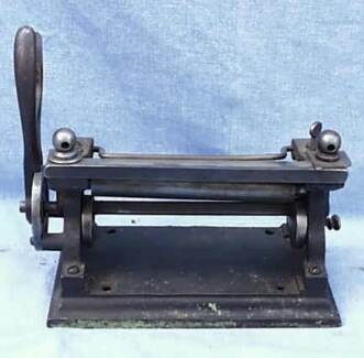 Wanted: Wanting to buy vintage leather splitter/Skiver.