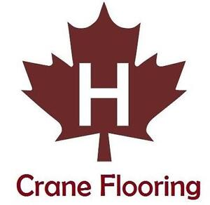 CRANE FLOORING  *Your Personal Consultant* *HUGE DISCOUNT*