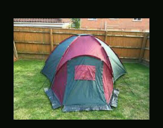 Outbound Mistral 4 Man tent in Doncaster South  : 86 from www.gumtree.com size 540 x 426 jpeg 28kB