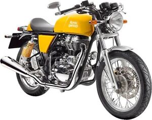 2015 Royal Enfield CONTINENTAL GT