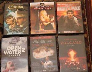 Films dvd rare a vendre! Horreur, Drame, Comédie, Action etc